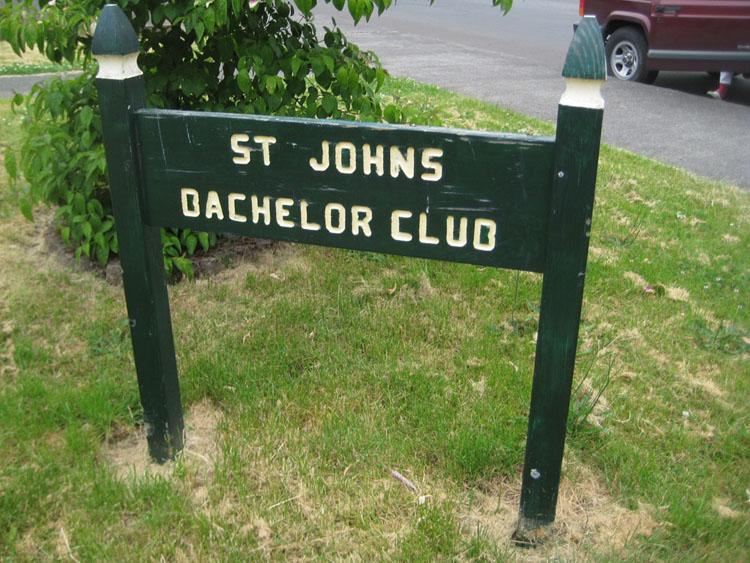 bachelor club